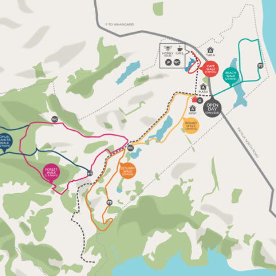 Estate Walk Maps
