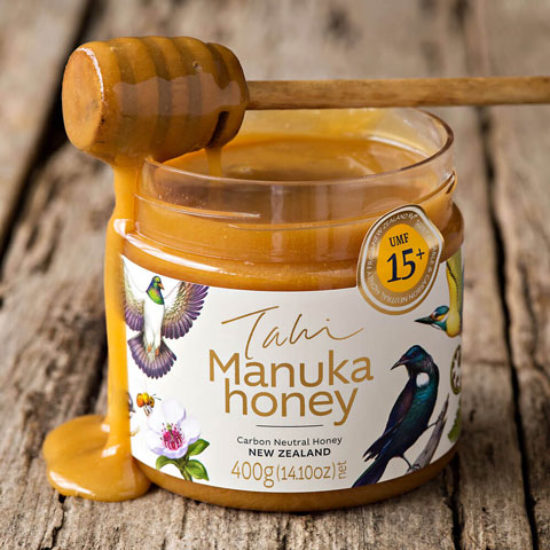 Honey Stockists